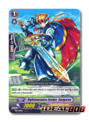 Righteousness Seeker, Gangaren - TD14/011EN - TD