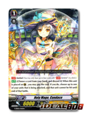 Holy Mage, Candace - G-SD02/012EN - (common ver.)