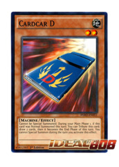 Cardcar D - HSRD-EN051 - Common - 1st Edition