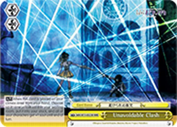 Unavoidable Clash [MM/W35-E023R RRR] English