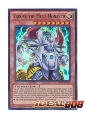 Zaborg the Mega Monarch - MP15-EN154 - Ultra Rare - 1st Edition
