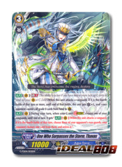 One Who Surpasses the Storm, Thavas - G-TD04/002EN - TD (common ver.)