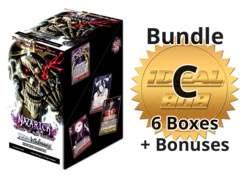 Weiss Schwarz OVL/S62 Bundle (C) Gold - Get x6 Nazarick: Tomb of the Undead <Overlord> Booster Boxes + FREE Bonus
