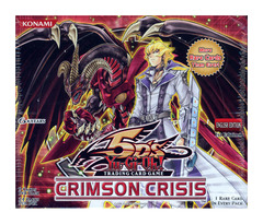 Crimson Crisis Booster Box (1st Edition)