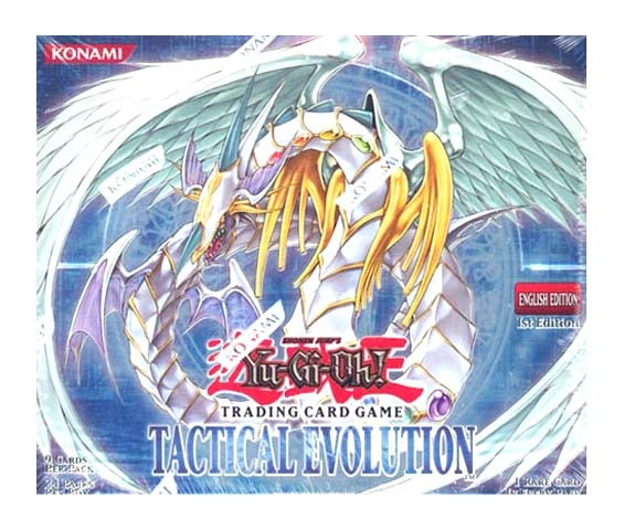 Tactical Evolution Booster Box (1st Edition)