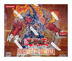 Force of the Breaker Booster Box (1st Edition)