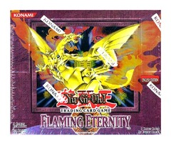 Flaming Eternity Booster Box (Unlimited)