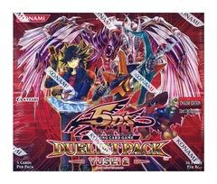 Duelist Pack 9: Yusei Fudo 2 Booster Box (1st Edition)