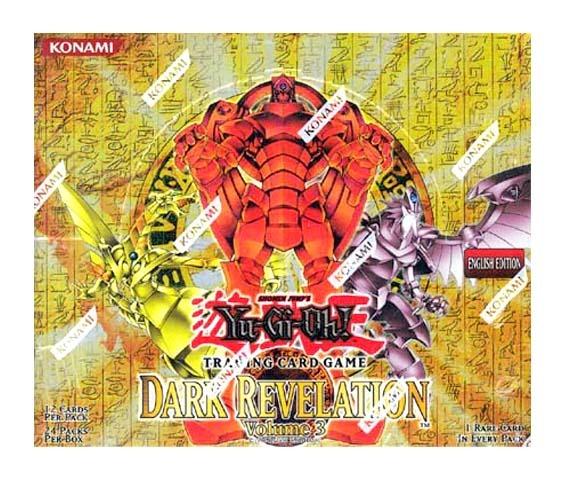 Dark Revelation Volume 3 Booster Box