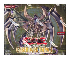 Cyberdark Impact Booster Box (1st Edition)