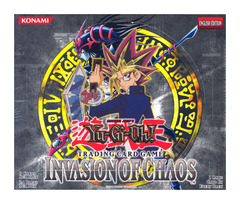 Invasion of Chaos Booster Box (Unlimited)