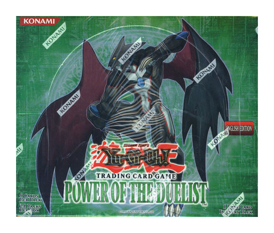 Power of the Duelist Booster Box (Unlimited)