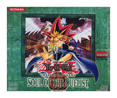 Soul of the Duelist Booster Box (1st Edition)
