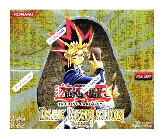 Dark Revelation Volume 1 Unlimited Booster Box