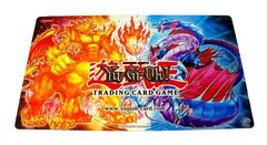 Hobby League Infernal Flame Emperor/Ocean Dragon Lord Playmat