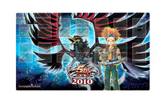 2010 Win-A-Mat Black-Winged Dragon Playmat