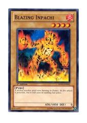 Blazing Inpachi - 5DS3-EN002 - Common - 1st Edition