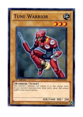 Tune Warrior - 5DS3-EN003 - Common - 1st Edition