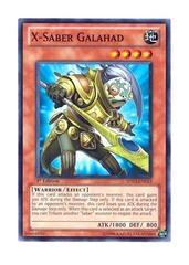 X-Saber Galahad - 5DS3-EN013 - Common - 1st Edition