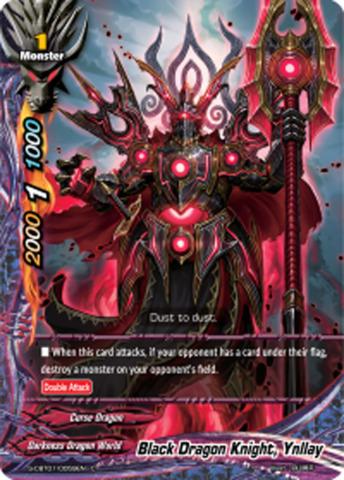 Black Dragon Knight, Ynllay [S-CBT01/0059EN C (FOIL)] English