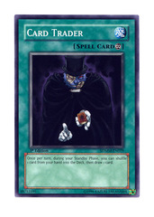 Card Trader -  SDMM-EN029  - Common - 1st Edition