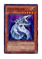Cyber Dragon - SDMM-EN013 - Common - 1st Edition