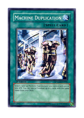 Machine Duplication -  SDMM-EN026  - Common - 1st Edition