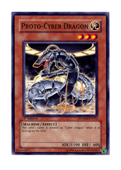 Proto-Cyber Dragon - SDMM-EN014 - Common - 1st Edition