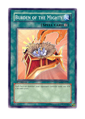 Burden of the Mighty - SDWS-EN019 - Common - 1st Edition