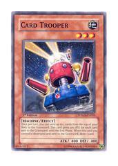 Card Trooper - SDWS-EN010 - Common - 1st Edition