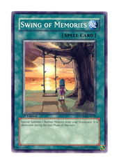 Swing of Memories - SDWS-EN030 - Common - 1st Edition