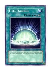 Field Barrier - SDZW-EN028 - Common - 1st Edition