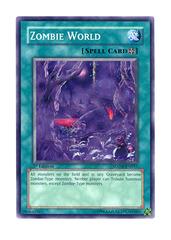 Zombie World - SDZW-EN017 - Common - 1st Edition