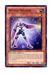 Needle Soldier - STBL-EN004 - Common - 1st Edition