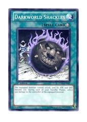 Darkworld Shackles - STBL-EN057 - Common - 1st Edition