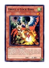 Droll & Lock Bird - STBL-EN082 - Rare - 1st Edition