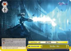 Strike Air [FS/S64-E021R RRR (TEXTURED FOIL)] English
