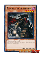 Armageddon Knight - SDPD-EN018 - Common - 1st Edition