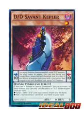 D/D Savant Kepler - SDPD-EN011 - Common - 1st Edition