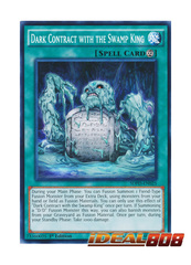 Dark Contract with the Swamp King - SDPD-EN025 - Common - 1st Edition