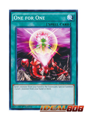 One for One - SDPD-EN028 - Common - 1st Edition
