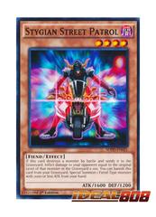 Stygian Street Patrol - SDPD-EN021 - Common - 1st Edition