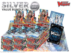Cardfight Vanguard G-CHB02 Bundle (B) Silver - Get x6 We Are!!! Trinity Dragon Booster Box + FREE Bonus