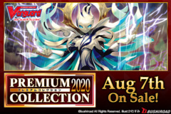 CFV-V-SS05 Premium Collection 2020 (English) Cardfight Vanguard V-Special Booster  Case [16 Boxes] * PRE-ORDER Ships Aug.07