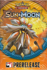 Pokemon TCG SM01 Sun & Moon Prerelease Kit