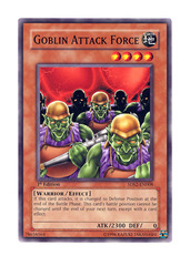 Goblin Attack Force - 5DS2-EN008 - Common - 1st Edition