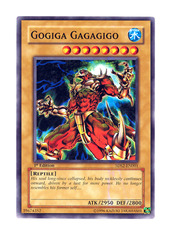 Gogiga Gagagigo - 5DS2-EN001 - Common - 1st Edition