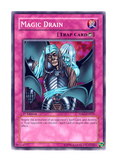 Magic Drain - 5DS2-EN035 - Common - 1st Edition