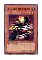 X-Saber Airbellum - 5DS2-EN019 - Common - 1st Edition