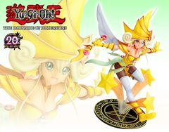 Yugioh The Dark Side of Dimenions Lemon<Remon> Magician Girl Anime Statue by Kotobukiya